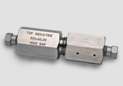 Check valve 1/8 - 1/16