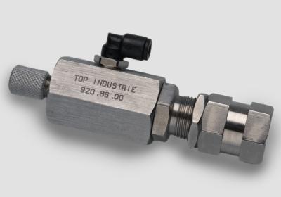 Safety valve 1/8