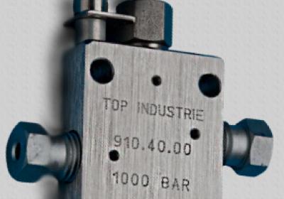 Hand valve 1/8