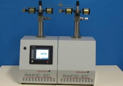 High pressure syringe pumps