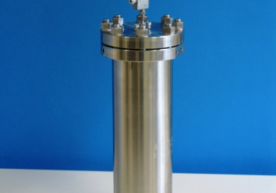 Autoclave for hydrothermal synthesis